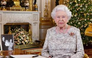 Pri kraljici Elizabeti božični okraski visijo do februarja, razlog za to pa je res žalosten