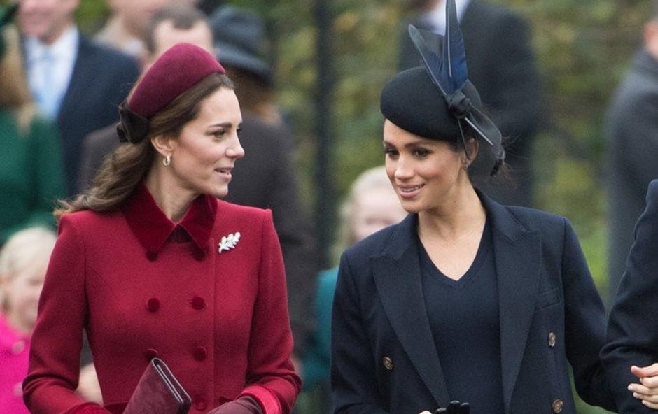 Meghan Markle je prehitela Kate Middleton še na enem področju! (foto: Profimedia)