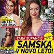 Tara Zupančič samska v novo leto! Več v novi Novi!