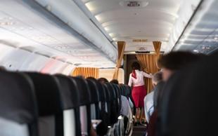 Američan kupil šest letalskih vozovnic, da bi božič preživel s hčerko - stevardeso!