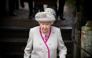 Meghan Markle in princ Harry zapisala ganljivo voščilo kraljici Elizabeti II. za njen rojstni dan