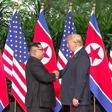 Kim Jong-un naj bi poslal spravljivo sporočilo Donaldu Trumpu