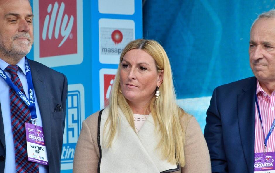 Janica Kostelić skoraj leto dni po rojstvu sina spet v javnosti, tokrat zaradi drugega razloga ... (foto: Profimedia)