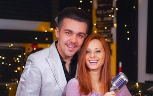 Marjetka in Aleš Vovk (Raay) nikoli nista sprta več kot eno uro!