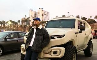 Raperja Chrisa Browna so v Parizu aretirali zaradi domnevnega posilstva!