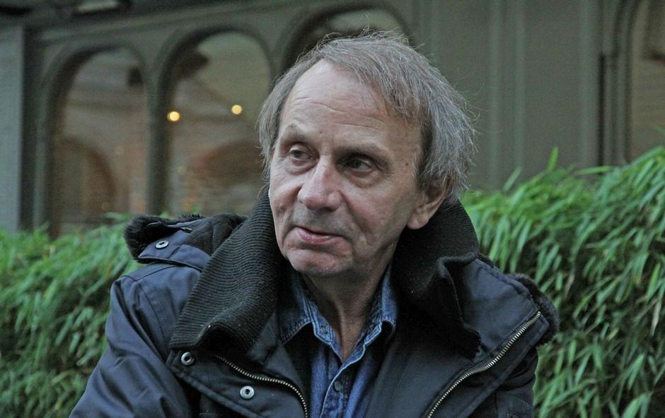 Izšel je roman Michela Houellebecqa o rumenih jopičih (foto: Profimedia)