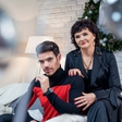 Matjaž Kumelj prvič javno predstavi svojo simpatično mamo Marjeto