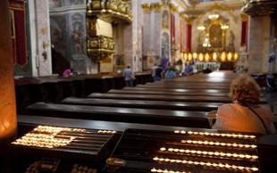 Kristjani obeležujejo praznik svetih treh kraljev