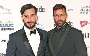 Ricky Martin po dveh sinovih dobil hčerkico
