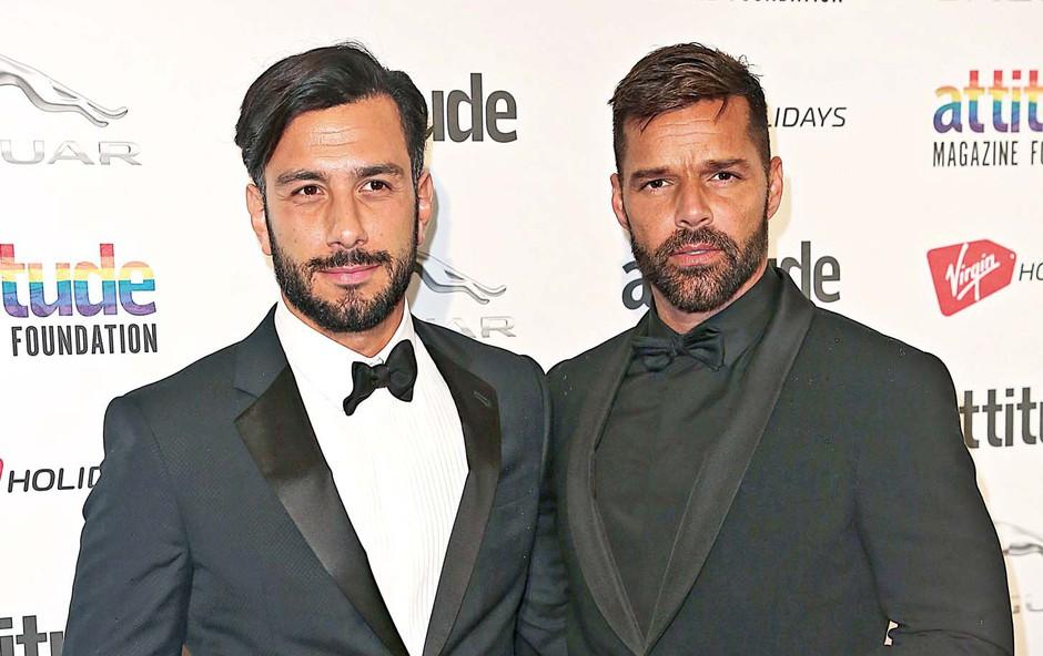 Ricky Martin po dveh sinovih dobil hčerkico (foto: Profimedia)