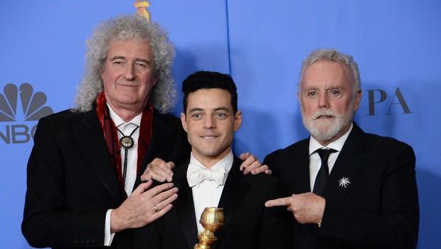 Bohemian Rapsody in Green Book dobila zlati globus za najboljša filma (foto: Profimedia)