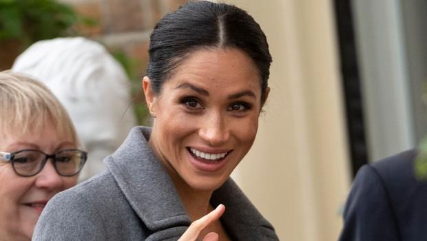 Vojvodinja Meghan bo rodila konec aprila ali v začetku maja (foto: Profimedia)