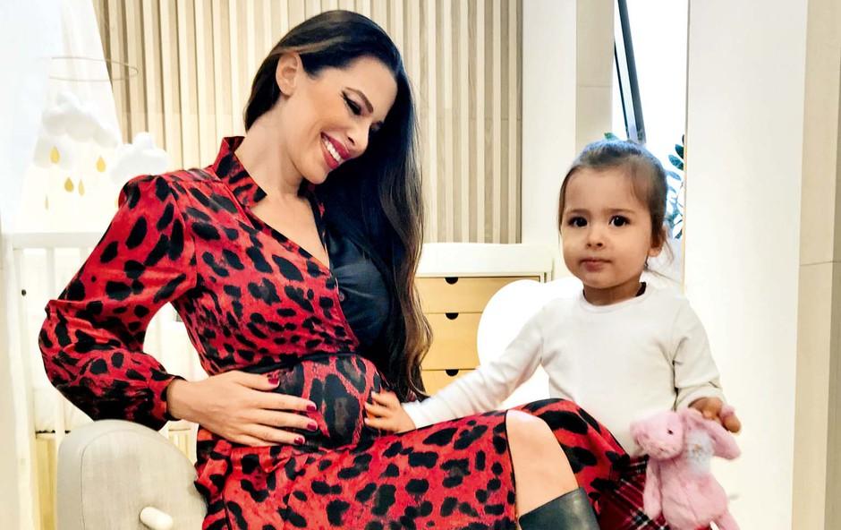 Takšna princeska je danes hčerka Iris Mulej (foto: osebni arhiv)