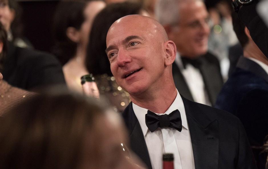 Ločuje se Jeff Bezos - najbogatejši Zemljan (foto: profimedia)