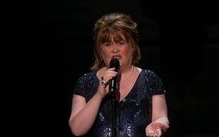 Takšna je danes videti Susan Boyle, ki je svet obnorela s svojim angelskim glasom