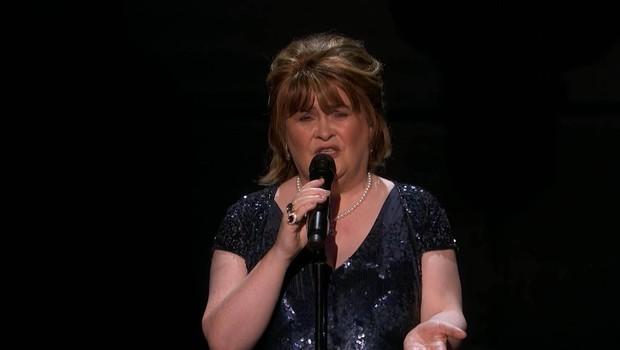 Takšna je danes videti Susan Boyle, ki je svet obnorela s svojim angelskim glasom (foto: Profimedia)