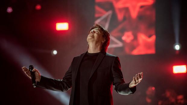 Zdravko Čolić vabi na veliki valentinov koncert v Sloveniji (foto: Vedran Metelko)