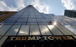 Newyorčani s peticijo za Avenijo Baracka Obame pred Trumpovo stolpnico