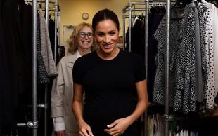 Meghan Markle v čevljih, ki jih Kate Middleton nikoli ne bi obula
