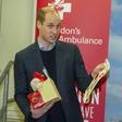 Princ William zaradi oboževalke z Downovim sindromom prekršil protokol!