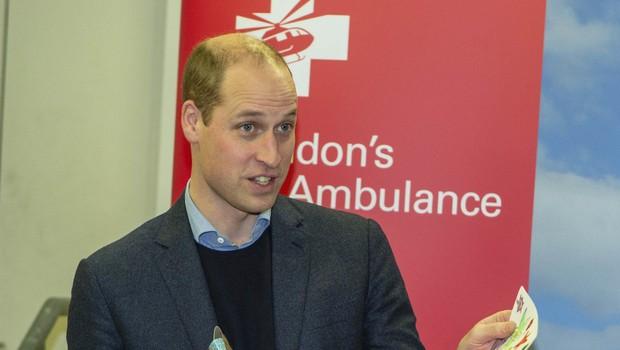 Poglejte si, kako se je princ William šalil na račun rojstnega dne Kate Middleton (foto: Profimedia)