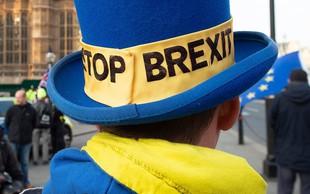 Več kot sto evropskih poslancev poziva Britance k zaustavitvi brexita