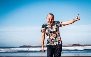 Milan Gačanovič – Gacho je pred mrazom pobegnil v Maroko