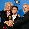 Zlati globusi: Slavje za dramo Bohemian Rhapsody