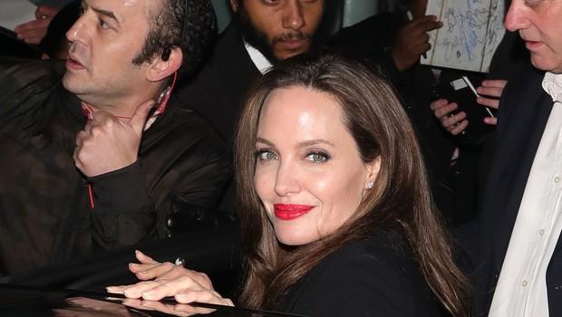 Hčerka Angeline Jolie postaja prava lepotica, ki trenira borilne veščine (foto: Profimedia)
