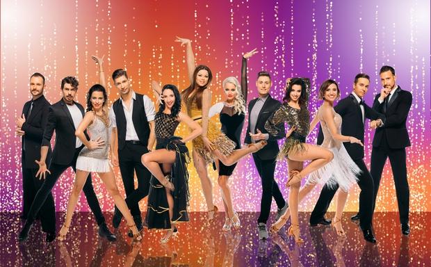 3. sezona plesnega spektakla Zvezde plešejo z novimi obrazi med profesionalnimi plesalci! (foto: Pop tv)