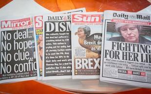 Glasovanje o nezaupnici britanski vladi prvo po 26 letih