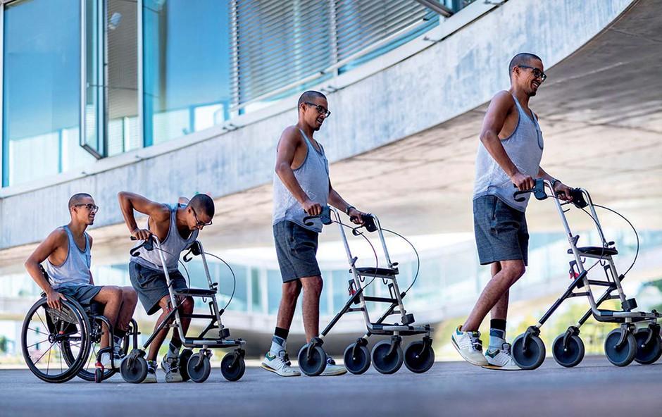 Napredna tehnologija za zdravljenje paralize (foto: arhiv Wings for Life)