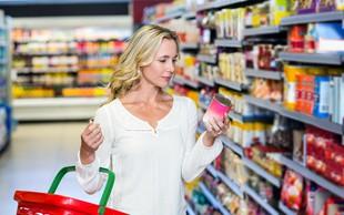 Privlačne in zavajajoče trditve o prehranskih izdelkih vzbujajo napačen vtis potrošnikov