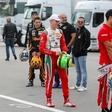 Sin Michaela Schumacherja podpisal pogodbo s Ferrarijem