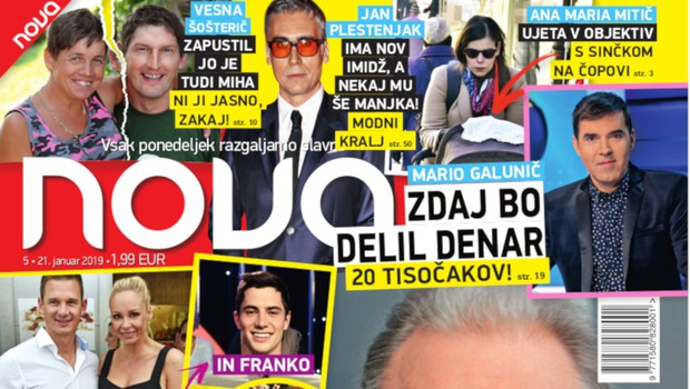 Boris Kobal: Razkrivamo celotno ozadje plagiatorske zgodbe (foto: Nova)