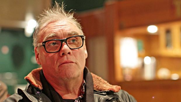 Boris Kobal se potem, ko so ga odpustili v Šentjakobskem gledališču, umika z vseh odrov (foto: Goran Antley, Mediaspeed)