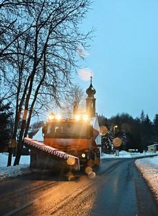 Slovenijo čaka zasnežena noč, sneg pa se lahko pojavi tudi na Obali!
