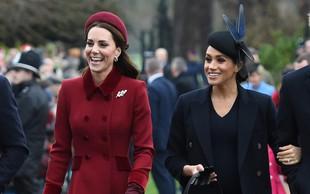 Tekmovalnosti med Meghan Markle in Kate Middleton preprosto ni, za vse so krivi mediji