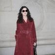 Monica Belluci pri 54 letih glavna zvezda modne revije v Parizu
