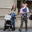 Chelsea Clinton pričakuje tretjega otroka