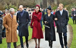 Kdo koga ne mara na britanskem kraljevem dvoru?