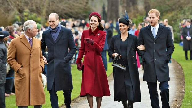 Kdo koga ne mara na britanskem kraljevem dvoru? (foto: Profimedia)