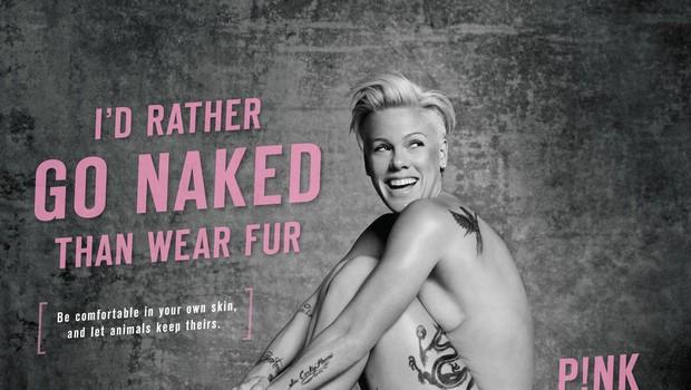 Na hollywoodskem pločniku bo zasijala tudi zvezda ameriške glasbenice Pink (foto: profimedia)