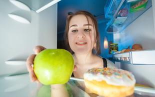 Pozen večerni obrok naj ne bi škodil zdravju, pravi študija