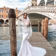 Anja Jenko je bila prava atrakcija za turiste v Benetkah!