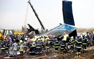 Raziskava je pokazala, da je letalo v Nepalu strmoglavilo zaradi čustvenega zloma pilota!