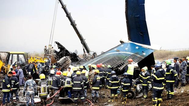 Raziskava je pokazala, da je letalo v Nepalu strmoglavilo zaradi čustvenega zloma pilota! (foto: profimedia)