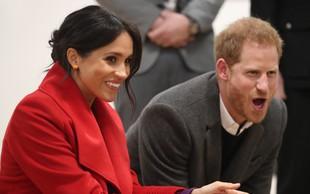 Meghan Markle povsem spremenila princa Harryja, na dvoru nič več priljubljen