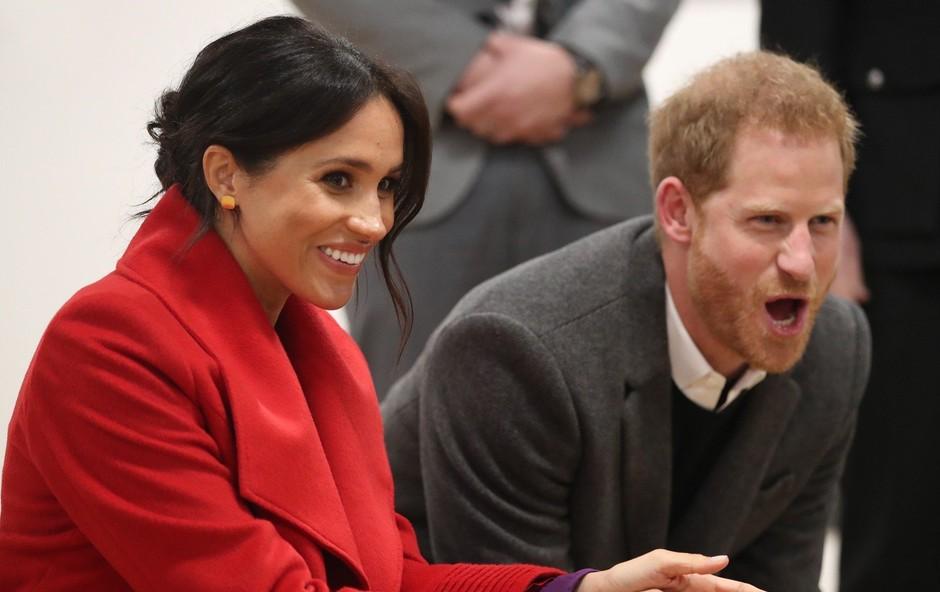 Meghan Markle povsem spremenila princa Harryja, na dvoru nič več priljubljen (foto: Profimedia)