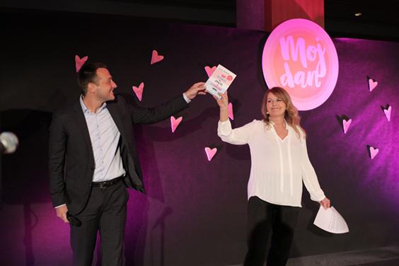 Dogodek Moj dan – navdih in kažipot za boljše življenje (foto: Mladinska knjiga Press)